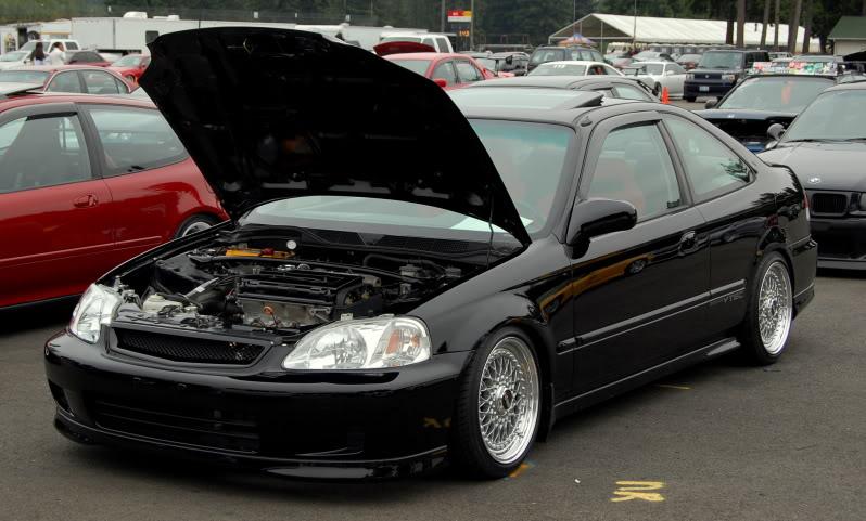 Honda Civic Ek Si Jdm Coupe Tuning Hot Wheels Honda Civic Ek Si