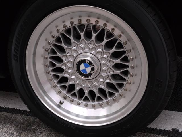 "16"" BBS RS with BMW Logos"