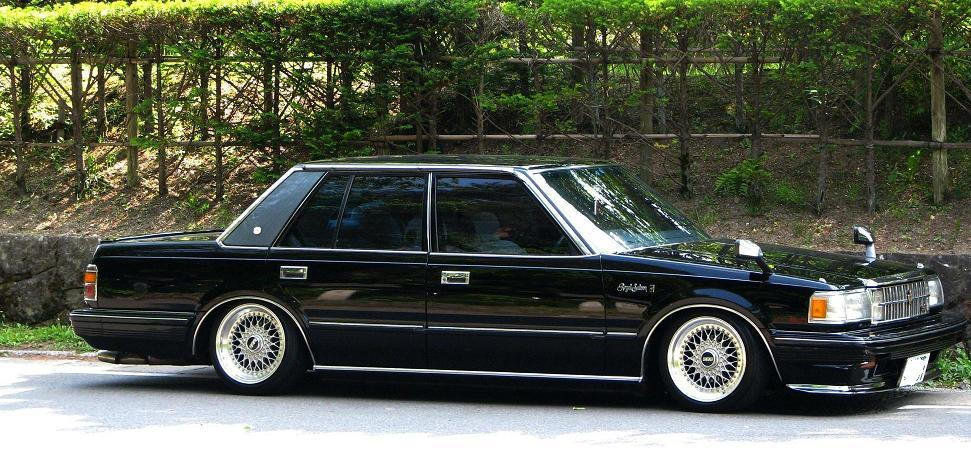 Old School Toyota Crown
