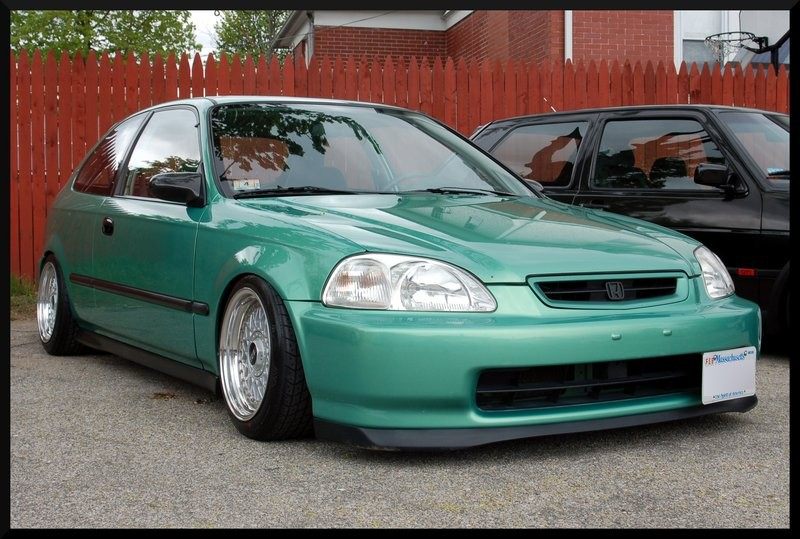 BBS RS EK Civic