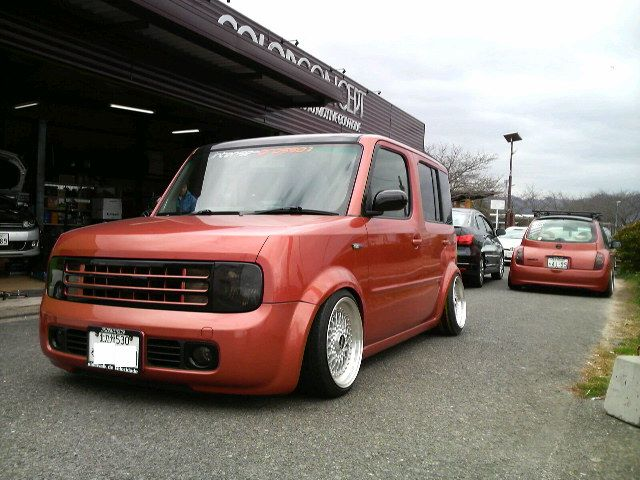 BBS RS - Nissan Cube