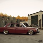 Mercedes Benz 240D w115 on 15