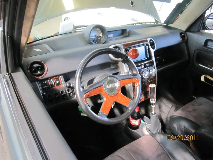 BBS Steering Wheel