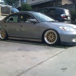 JDM Honda Civic Ferio on 18