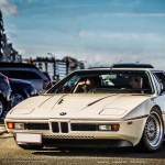 BMW M1 E26 on BBS RS