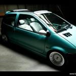 BBS RS on Renault Twingo