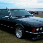 BBS RS 16x10 on BMW E24